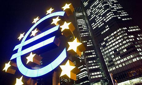 Икономическият растеж в еврозоната се е забавил през второто тримесечие,