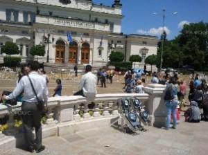 Protesti-Parlament