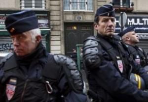 Parij-police