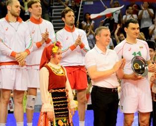 Купата на Световното първенство по волейбол за мъже ще бъде