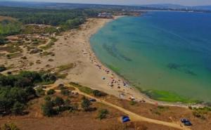 Koral-plaj
