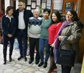 Народният представител от ГЕРБ Нели Петрова поздрави жителите на с.