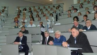 Министърът на Здравеопазването Кирил Ананиев присъства днес на открит медицински