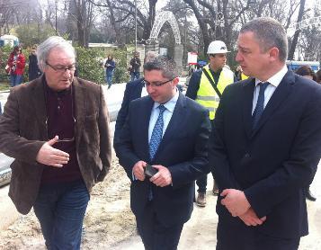 Ремонтът на Аспаруховия мост ще започне към средата на април,