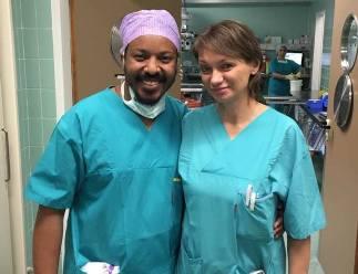 Въпреки неспокойната обстановка в Етиопия, д-р Анелия Хохвартер заминава в
