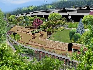 Общината ще търси финансиране за възстановяване на панорамния път Варна