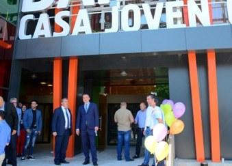 Младежкият дом във Варна вече е с обновена визия –