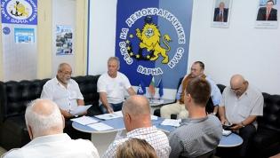 Снимка: СДС-Варна изпраща 41 делегати на Националната конференция