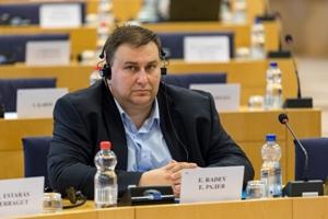 Българският евродепутат Емил Радев (ЕНП/ГЕРБ) бе избран за докладчик по