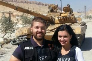 Снимка: Мистериозен инцидент с българска журналистка в Тбилиси
