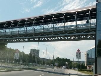 Първият надлез във Варна е вече факт, информира Varna24.bg. Внушителното