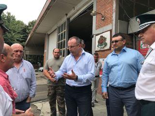 Министърът на земеделието, храните и горите Румен Порожанов участва в