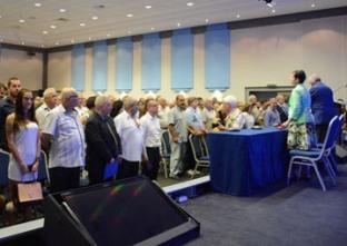 На най-висшия си форум седесарите избраха за свой Председател Румен