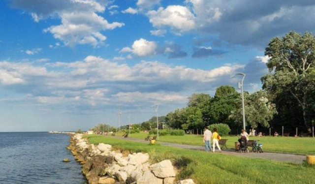 Обновяването на парка в Аспарухово трябва да се случи в